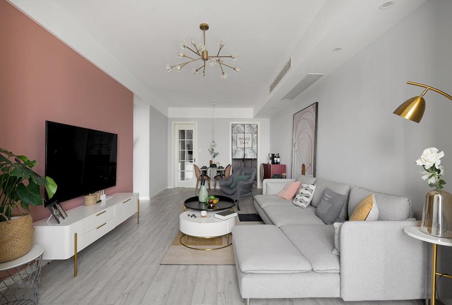 新房房屋装修如何选择好电视柜呢?要看好尺寸和高度