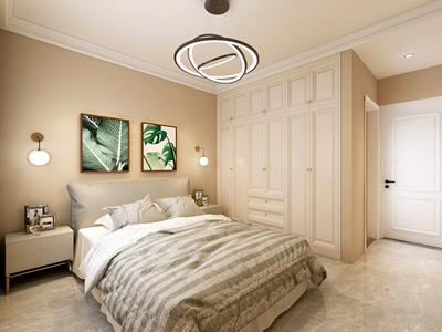 如何给自己的女儿装修一间温馨的卧室?