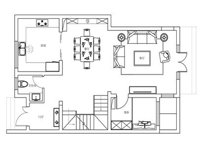 小面积住宅装修时还能再装隔断吗?装修公司有什么方法