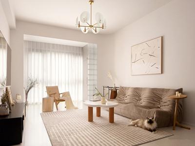 雅仕兰庭116㎡日式风格装修案例